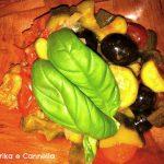 Dadolata di zucchine primavera
