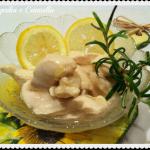 Pollo al limone, ricetta veloce
