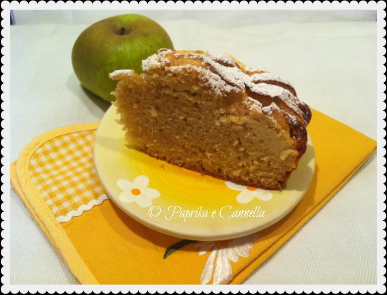 Torta di mele renette di Paprika e Cannella