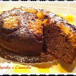 Torta cacao e arance, ricetta dolce