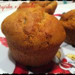 Muffin miele e noci, ricetta prima colazione delle Feste