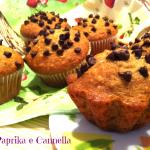 Muffin banana e nocciole, ricetta senza latte e burro