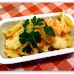 Pennette cavolfiore e salmone, ricetta piccante