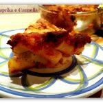 Pasticcio di maccheroni, ricetta al forno