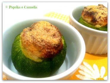 Zucchine tonde al salmone di Paprika e Cannella Blog