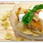 Orecchiette feta e cannellini, ricetta insalata di pasta