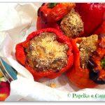 Peperoni ripieni, ricetta al forno