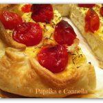 Torta rustica di ricotta e pomodorini, ricetta