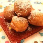 Castagnole ricotta e limone, ricetta carnevale