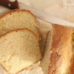 Pane al cocco, ricetta panbrioche