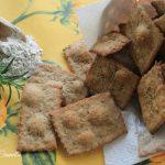 Crackers integrali e di segale