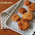 Apetizer di mortadella fritta, ricetta finger food
