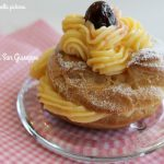 Zeppole di San Giuseppe, fritte e al forno