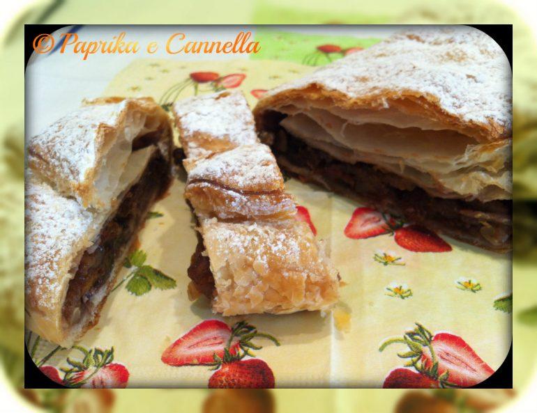 Strudel di mele di Paprika e Cannella