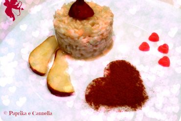 Risotto pera e cannella di Paprika e Cannella