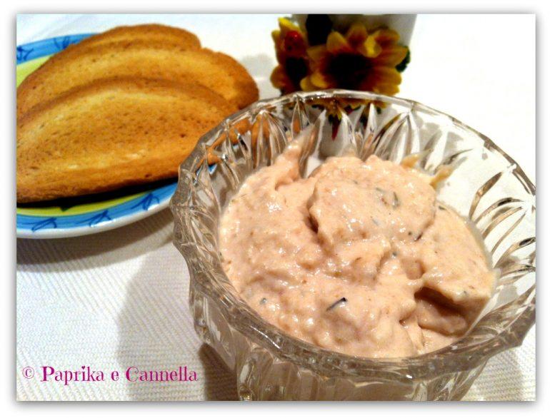 Mousse di salmone di Paprika e Cannella Blog