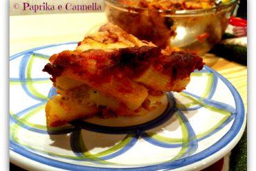 Pasticcio di maccheroni di Paprika e Cannella Blog