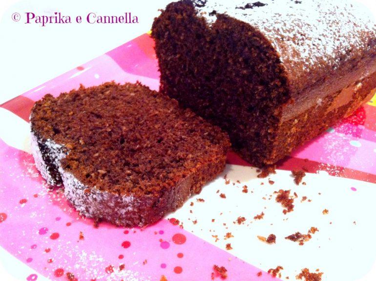 Plumcake ciocco cocco di Paprika e Cannella Blog