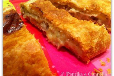 Strudel di salsiccia e patate Paprika e Cannella Blog