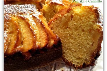 Ciambella al limone e mele Paprika e Cannella Blog