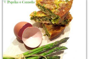 Frittata asparagi e salmone Paprika e Cannella Blog