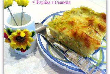 Lasagna asparagi ricotta e salmone Paprika e Cannella Blog
