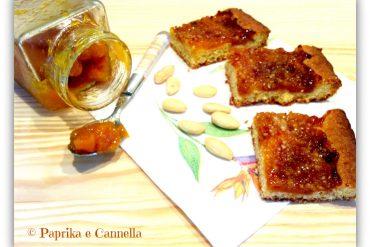 Crostata mandorle e albicocche Paprika e Cannella Blog