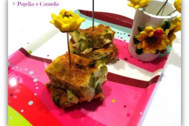 Frittata di zucchine e menta Paprika e Cannella Blog