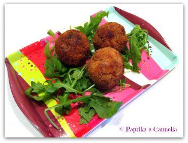 Polpette di pesce di Paprika e Cannella Blog