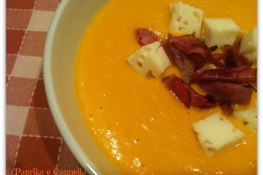 Crema zucca e patate Paprika e Cannella Blog