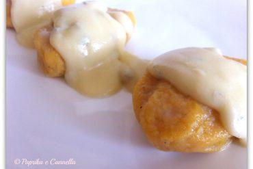 Quenelle di zucca Paprika e Cannella Blog