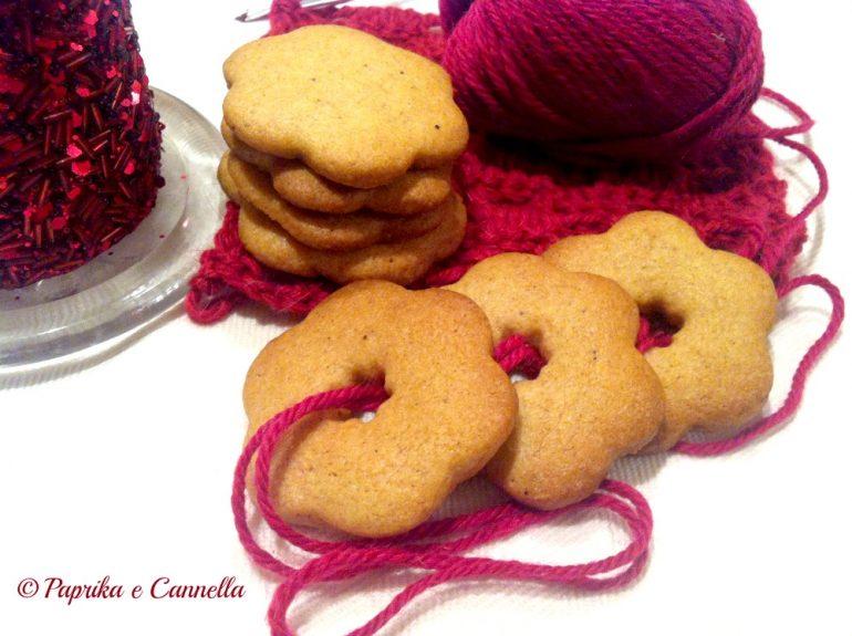 Biscotti di farro e spezie Paprika e Cannella Blog