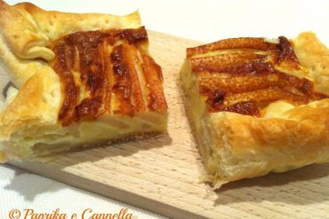 Rustico pere e gorgonzola Paprika e Cannella Blog
