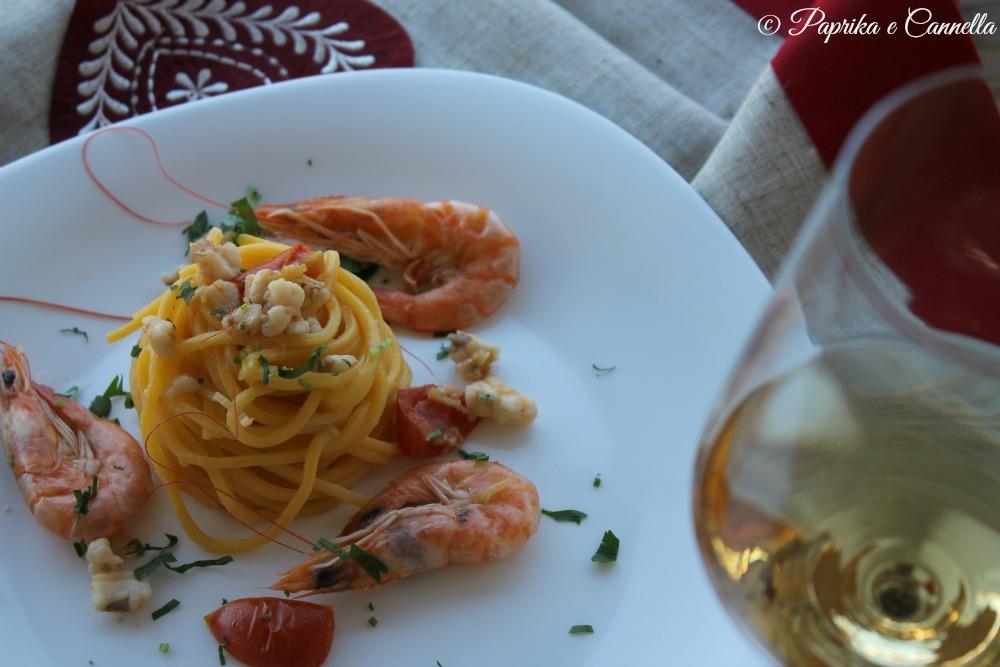 SpaghettiranaèpescatricemazzancollePaprikaeCannellaBlog