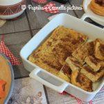 Frittata dolce al forno ricetta brunch