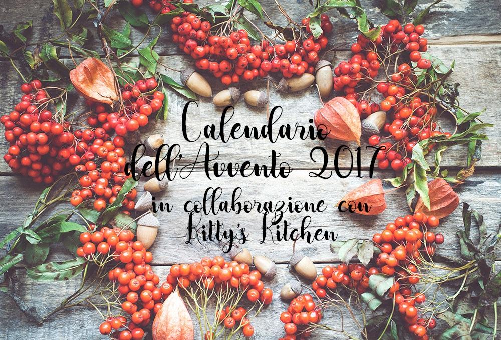 Calendario avvento 2017 Paprika e Cannella