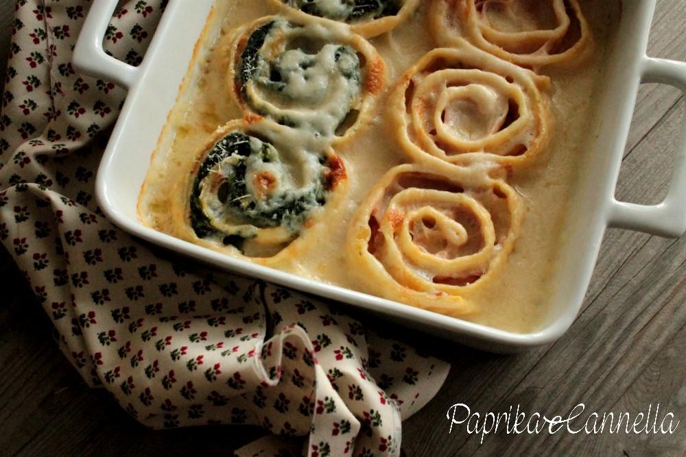 girelle di pasta all'uovo
