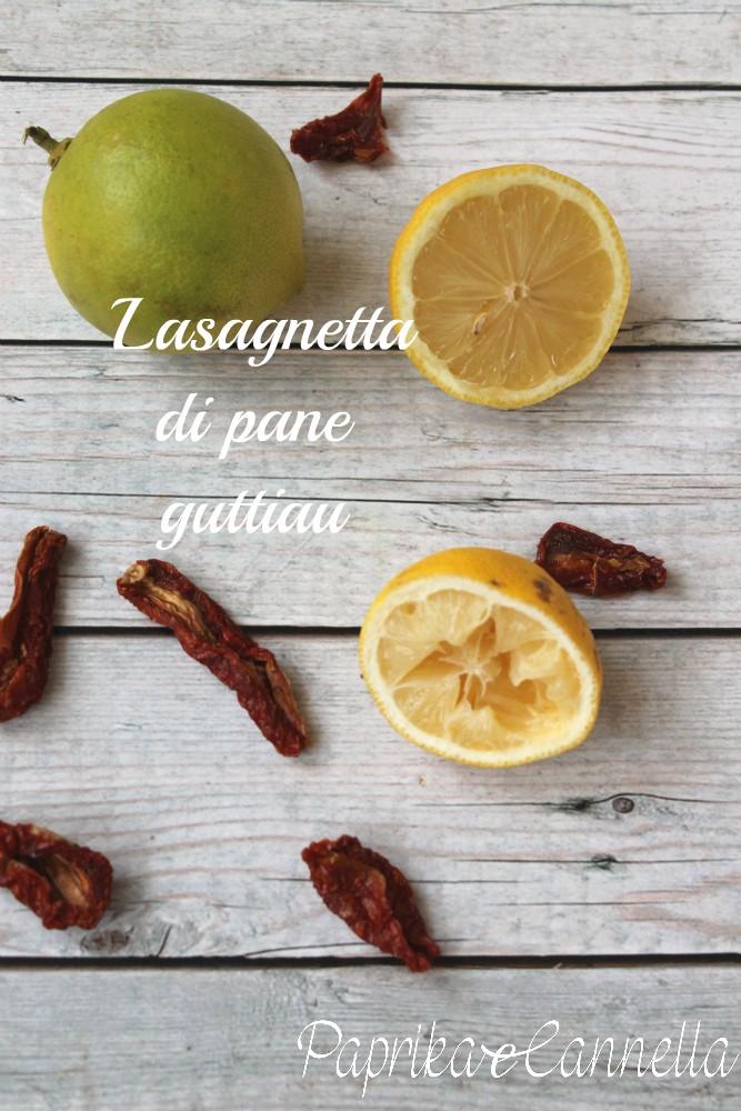 Lasagnetta pane guttiau di Fa_uau