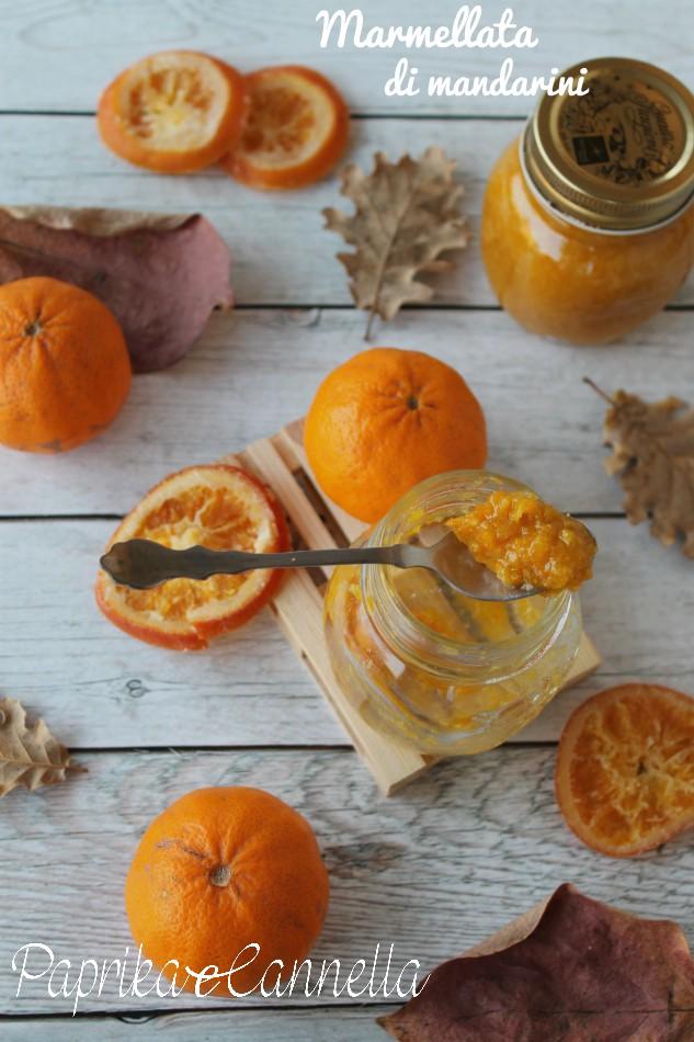 Marmellata con i mandarini