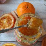 marmellata di arance e cardamomo